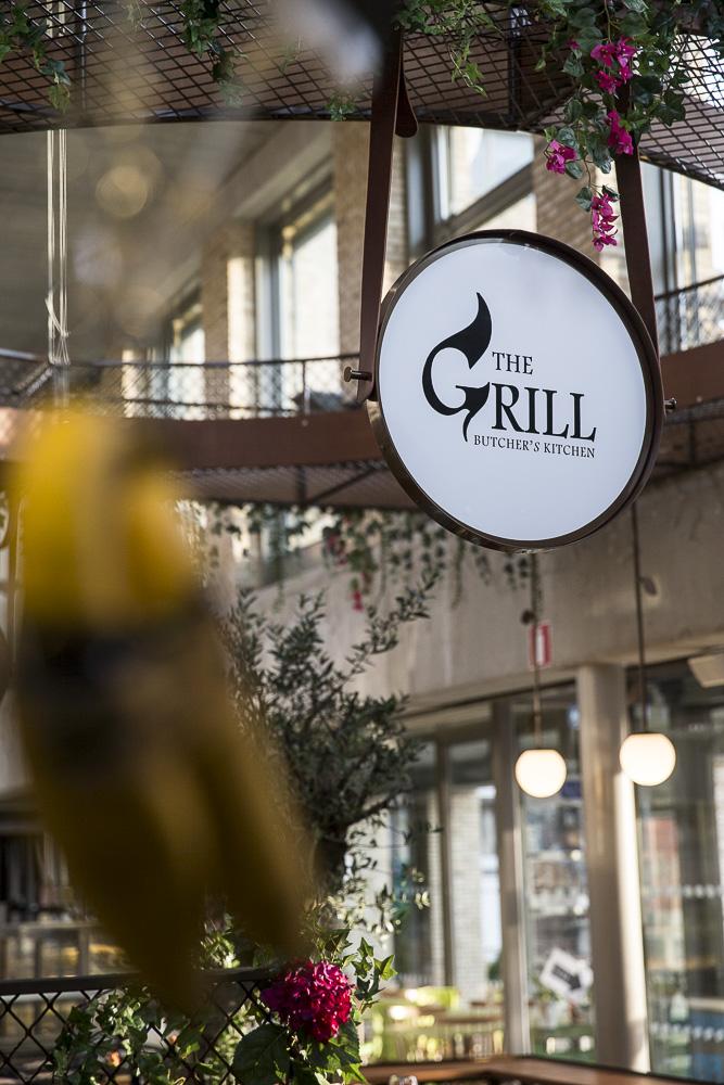 The Grill, Kvilletorget Göteborg