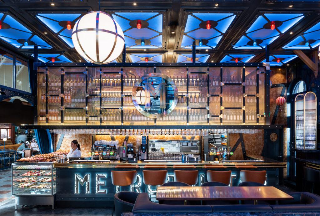 Metropolitan Restaurang/Bistro/Bar/Café